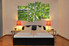 bedroom wall decor, 4 piece canvas wall art, nature multi panel canvas, leafy tree huge pictures, scenery canvas print