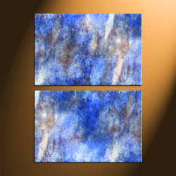 Home Decor, 2 piece canvas art prints, abstract group canvas, abstract multi panel art, abstract large pictures