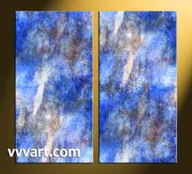 Home Decor, 2 piece canvas art prints, abstract pictures, abstract multi panel canvas, abstract canvas wall art