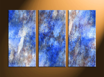 Home Decor, 3 piece canvas art prints, abstract decor, abstract artwork, abstract canvas art prints