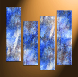 Home Decor, 4 piece canvas art prints, abstract canvas print, abstract large pictures, abstract wall art