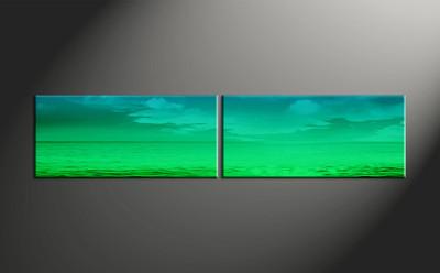 Home Wall Decor, 2 piece canvas art prints, abstract canvas art prints, abstract huge canvas art, abstract wall art