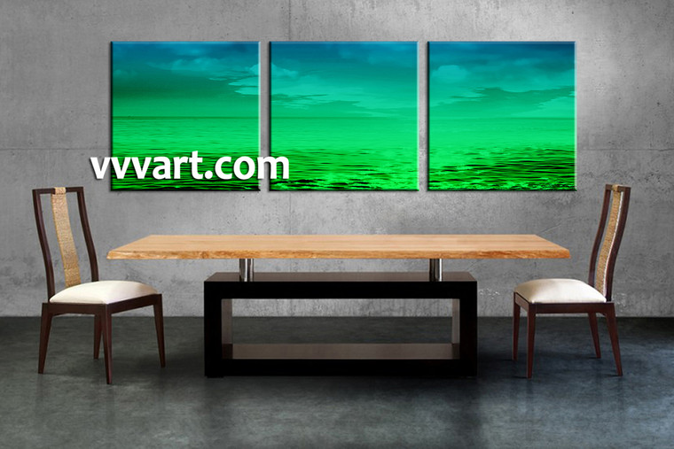 Dining Room Wall Art, 3 piece canvas art prints, abstract large pictures, abstract multi panel canvas, abstract pictures