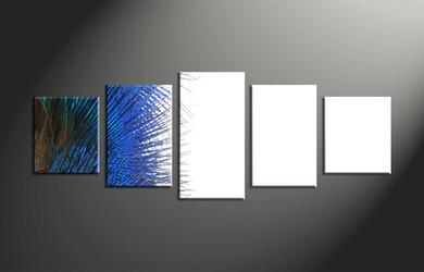 Home Decor, 5 piece canvas art prints, modern photo canvas, modern large canvas, modern multi panel canvas