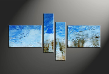 Home Decor, 4 piece canvas art prints, abstract canvas print, abstract canvas photography, abstract art