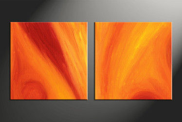 Home Decor, 2 piece canvas wall art, abstract multi panel canvas, abstract canvas photography, abstract canvas wall art