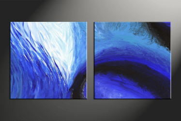 Home Decor, 2 piece canvas wall art, abstract canvas wall art, abstract wall art, abstract large pictures
