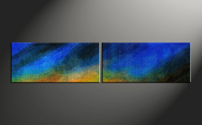 Home Wall Decor, 2 piece canvas wall art, abstract canvas wall art, abstract huge canvas art, abstract huge pictures