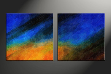 Home Decor, 2 piece canvas wall art, abstract huge pictures, abstract photo canvas, abstract large pictures