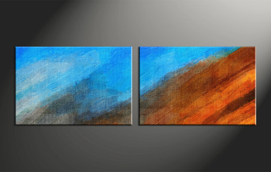 Home Wall Decor, 2 piece canvas wall art, abstract canvas photography, abstract pictures, abstract photo canvas