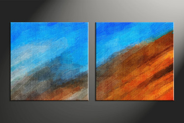Home Decor, 2 piece canvas wall art, abstract huge pictures, abstract art, abstract large pictures