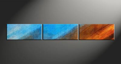 Home Decor, 3 piece canvas wall art, abstract artwork, abstract large canvas, abstract wall art