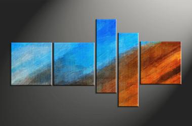 Home Decor, 5 piece canvas wall art, abstract large pictures, abstract canvas wall art, abstract huge canvas art