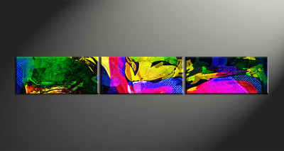 Home Decor, 3 piece canvas wall art, abstract group canvas, abstract canvas photography, oil wall art