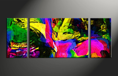 Home Decor, 3 piece canvas wall art, abstract group canvas, abstract canvas photography, abstract art