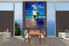 dining room art, 2 piece art , ship art, sunrise photo canvas, ocean photo canvas