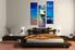 bedroom decor, 3 Piece Wall Art, scenery canvas art prints, ocean multi panel art, ship canvas photography