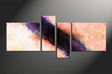 Home Decor, 4 piece canvas wall art, abstract photo canvas, abstract large pictures, abstract canvas wall art