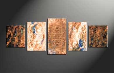 Home Wall Decor, 5 piece canvas wall art, abstract multi panel canvas, abstract huge pictures, oil paintings photo canvas