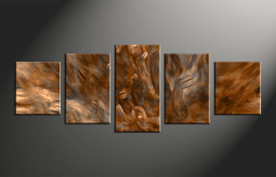 home decor, 5 piece canvas arts, oil canvas arts, Abstract huge canvas art, Abstract pictures