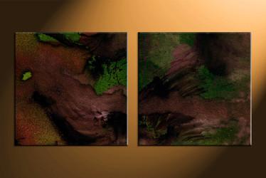 home decor, 2 piece artwork, oil paintings photo canvas, abstract huge canvas art, abstract canvas wall art