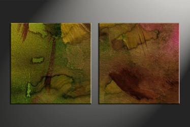 home decor, 2 piece huge pictures, oil canvas arts, Abstract huge canvas art, Abstract large pictures