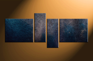 Home Decor, 4 piece canvas wall art, abstract multi panel canvas, oil painting large pictures, abstract photo canvas