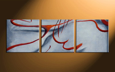 Home Decor, 3 piece canvas wall art, abstract huge pictures, oil painting canvas wall art, abstract canvas photography