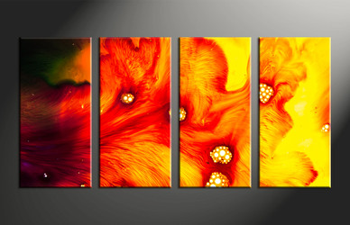 home wall decor, 4 piece canvas wall art, abstract canvas wall art, abstract huge canvas art, abstract canvas wall art