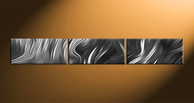 Home Photo Canvas, 3 piece canvas wall art, abstract multi panel canvas, abstract pictures, black and white group canvas