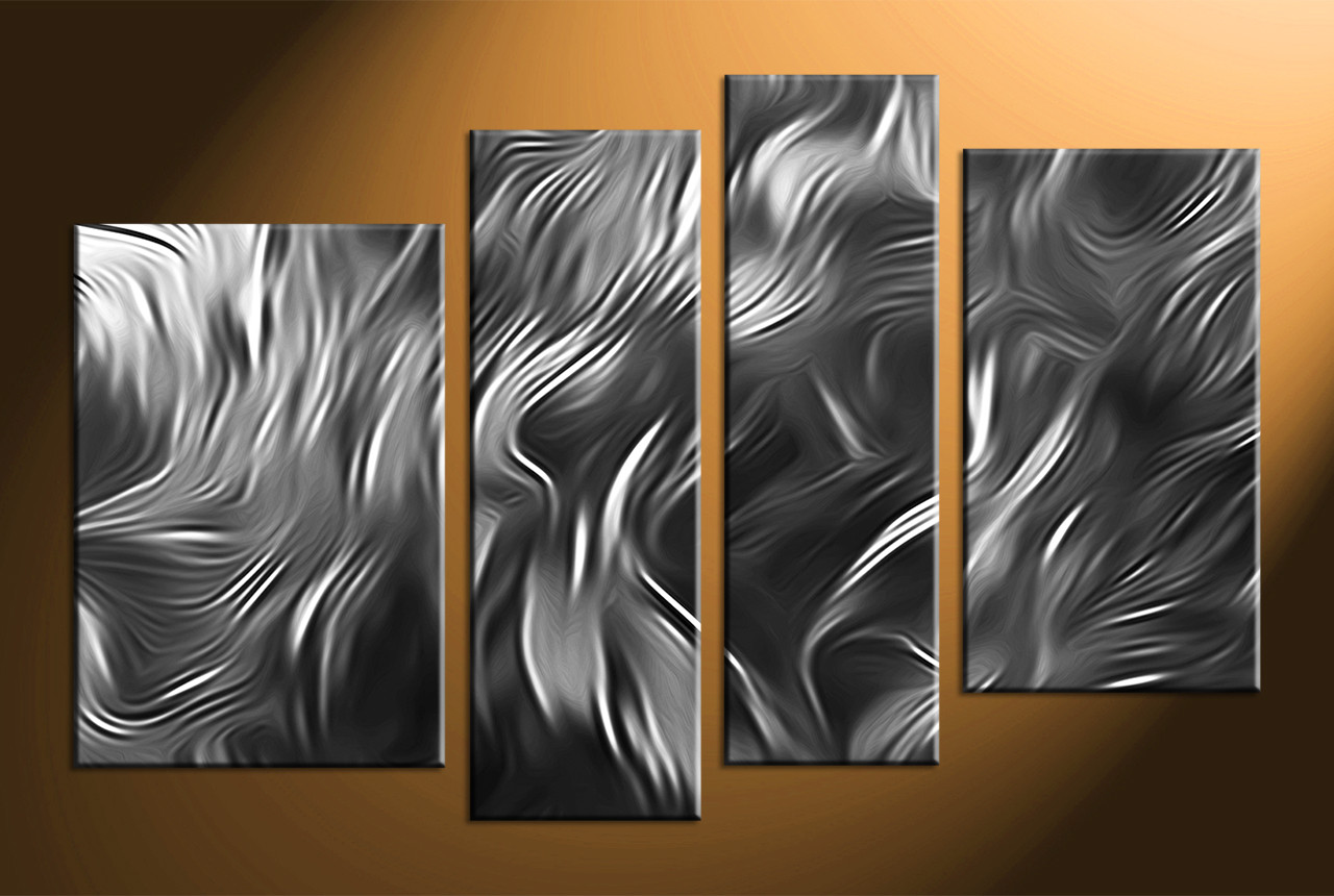 4 piece canvas wall art purple silver wall home wall decor piece canvas wall art abstract photography black and piece abstract grey canvas photography