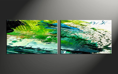 home decor, 2 piece artwork, oil paintings photo canvas, abstract huge canvas art, oil paintings canvas wall art