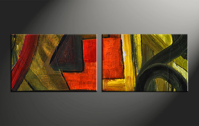 Home Decor, 2 piece photo canvas, abstract huge canvas art, oil paintings photo canvas, abstract canvas multi panel canvas