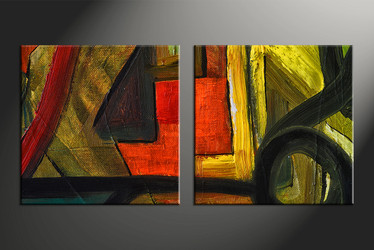 Home Decor, 2 piece photo canvas, abstract huge canvas art, oil paintings photo canvas, abstract canvas wall art