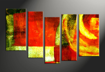 Home Decor, 5 piece photo canvas, abstract huge canvas art, oil paintings photo canvas, abstract canvas wall art