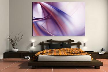 1 piece canvas wall art, bedroom art print, modern large canvas, modern wall art, modern art
