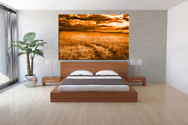 1 piece canvas wall art, bedroom art print, cyclone large canvas, scenery multi panel canvas, scenery art