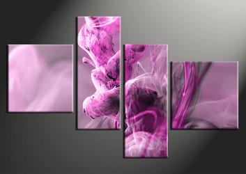 4 piece canvas print, home decor artwork, modern photo canvas, modern canvas photography