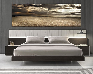 1 piece canvas art print, bedroom art, scenery multi panel art, scenery huge pictures