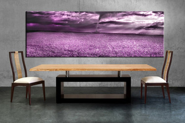 1 piece large pictures, dining room wall decor, scenery group canvas, scenery artwork, scenery wall art