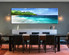 1 piece large canvas, dining room wall art, blue ocean pictures, mountain canvas photography
