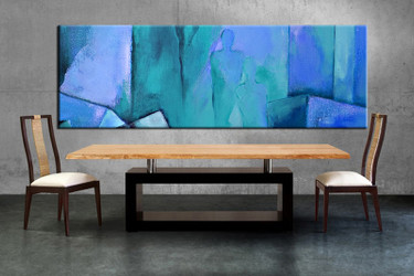 1 piece large canvas, dining room artwork, abstract canvas wall art, abstract group canvas, abstract photo canvas
