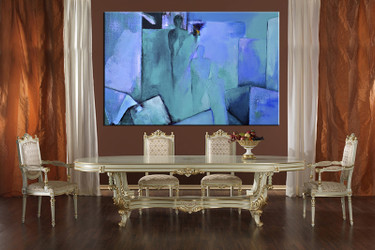 1 piece large canvas, dining room wall art,abstract pictures, abstract canvas photography