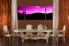 3 piece large canvas, dining room canvas wall art, purple landscape  artwork, landscape huge pictures, landscape art