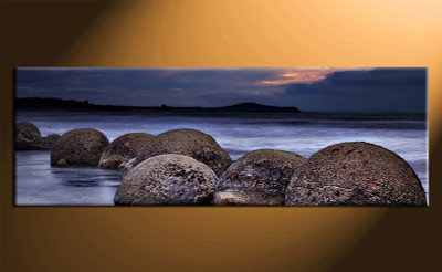 1 piece canvas photography, home decor art, ocean canvas art print, ocean huge pictures