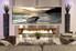 1 piece wall art, grey ocean multi panel art, ocean artwork, ocean huge large pictures, living room photo canvas
