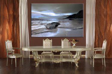 1 piece canvas wall, ocean art, dining room pictures, ocean large pictures, ocean artwork