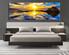 bedroom decor,1 piece canvas wall art, ocean multi panel canvas, ocean canvas prints, ocean canvas photography