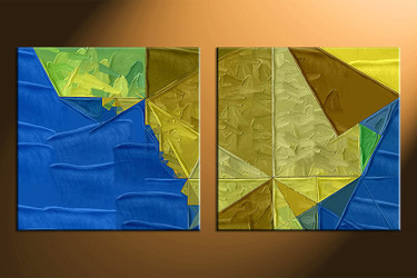 2 piece canvas photography, home decor art, abstract huge pictures, abstract wall decor