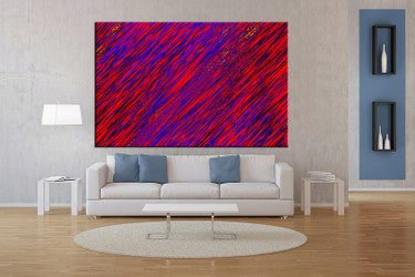 living room wall art, 1 piece wall art,  multi panel art, red abstract large pictures, abstract photo canvas